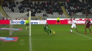 Il Cagliari ringrazia Brkic contro il Torino