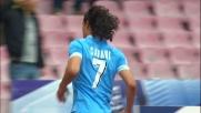Il Cagliari si dimentica di Cavani e lui segna il goal del vantaggio