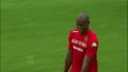 Il Cagliari spaventa il San Paolo con il goal di Ibarbo