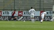 Il Cagliari stende il Cesena grazie alla tripletta di Pinilla