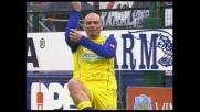 Il Chievo riprende il Cagliari con un goal di Tiribocchi