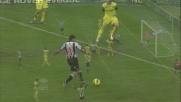 Il colpo di testa di Angella vale il goal del momentaneo pareggio in casa del Chievo