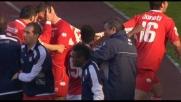 Il contropiede vincente di Alvarez mette in ginocchio la Lazio: Bari sul 2-0 a Roma