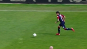 Il croato Cop manca di poco la deviazione in goal contro il Verona
