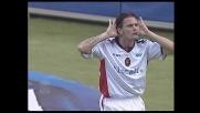 Il destro di Pepe beffa il portiere del Palermo Fontana