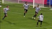 Il difensore-goleador Benatia regala la vittoria in extremis all'Udinese contro il Cesena