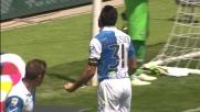 Il freddo Pellissier realizza il penalty e regala il pareggio al Chievo