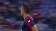 Il Genoa accorcia le distanze con il  goal di Jankovic