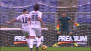 Il Genoa pareggia all'Olimpico con un bel goal di Ocampos