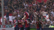 Il Genoa vola grazie al goal di Pinilla