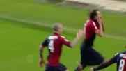 Il goal del capitano Conti vale la vittoria del Cagliari