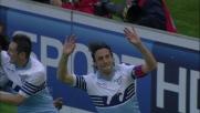 Il goal del capitano Mauri guida la Lazio al successo con l'Empoli