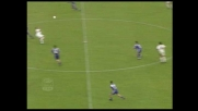 Il goal del poker della Fiorentina alla Salernitana porta la firma di Batistuta