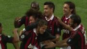 Il goal di Antonini fa esplodere San Siro contro la Juventus