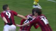 Il goal di Bonaventura apre le marcature a San Siro contro il Cesena