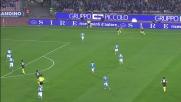 Il goal di Bonaventura ristabilisce la parità al San Paolo tra Napoli e Milan