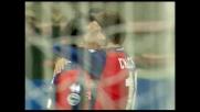 Il goal di Borriello pareggia i conti fra Genoa e Atalanta