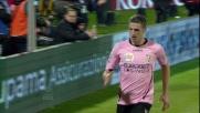 Il goal di Budan fa 4-0 del Palermo sulla Lazio