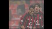 Il goal di Cafù permette al Milan di sperare contro l'Udinese