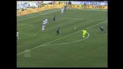 Il goal di Cambiasso contro il Livorno per il 3-0 nerazzurro