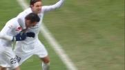 Il goal di Caracciolo all'Inter vale una storica vittoria del Novara a San Siro