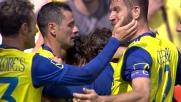 Il goal di Castro agguanta l'Udinese, pareggio per il Chievo
