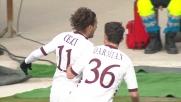 Il goal di Cerci permette al Torino di riprendere il Cagliari