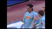 Il goal di Couto vale il vantaggio della Lazio sul Siena