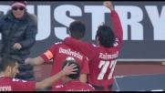 Il goal di Danilevicius castiga Castellazzi e la Sampdoria