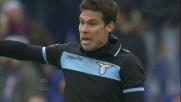 Il goal di destro di Hernanes decide la gara contro la Sampdoria