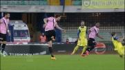 Il goal di Djuric porta in parità il risultato nella sfida del Bentegodi