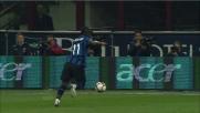 Il goal di Eto'o chiude la sfida a San Siro con la Juventus