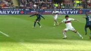 Il goal di Eto'o vale la doppietta contro il Genoa al Meazza