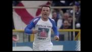 Il goal di Flachi chiude la partita con la Lazio
