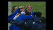 Il goal di Flachi regala la vittoria alla Sampdoria contro l'Udinese