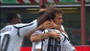 Il goal di Floro Flores riporta in parità il match tra Inter e Udinese