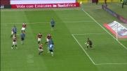 Il goal di Garcia gela San Siro: il Novara è in vantaggio