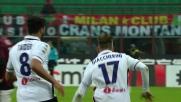 Il goal di Giaccherini condanna il Milan alla sconfitta a San Siro