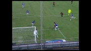 Il goal di Gilardino punisce Castellazzi e porta il Milan sul 3-0 a Genova