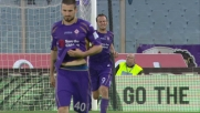 Il goal di Gilardino riapre le speranze viola in Fiorentina-Cagliari