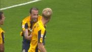 Il goal di Helander contro la Lazio illude i tifosi scaligeri