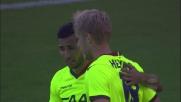 Il goal di Helander sblocca il match fra Lazio e Bologna