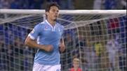 Il goal di Hernanes chiude l'incontro: Lazio batte Catania 3-1