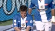 Il goal di Hetemaj fa volare le Rondinelle contro il Bologna