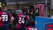 Il goal di Iago Falque accende il derby della Lanterna