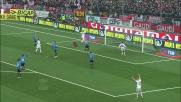 Il goal di Ibrahimovic porta in vantaggio il Milan a Novara