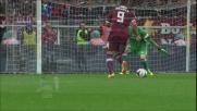 Il goal di Immobile chiude la partita Torino-Udinese