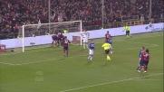 Il goal di Immobile permette al Genoa di accorciare le distanze contro la Sampdoria
