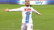 Il goal di Insigne affonda il Genoa al Marassi