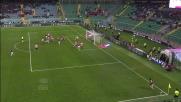 Il goal di Jankovic punisce la disattenzione difensiva del Palermo
